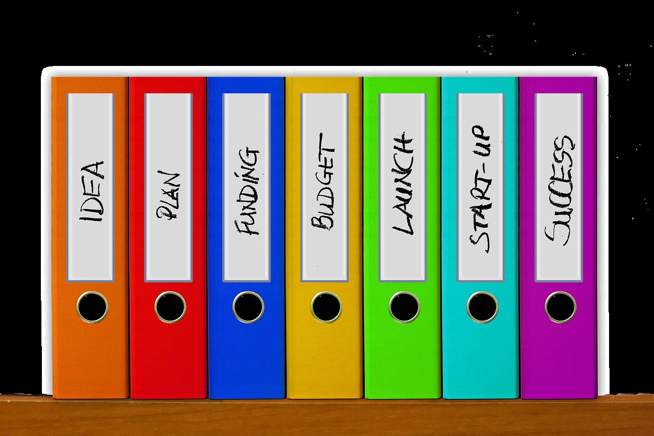 List Files in Folders