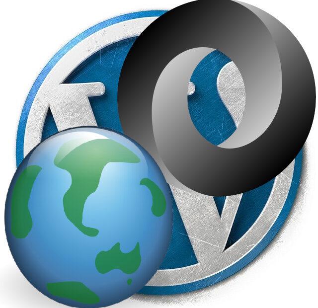 WordPress Pages JSON