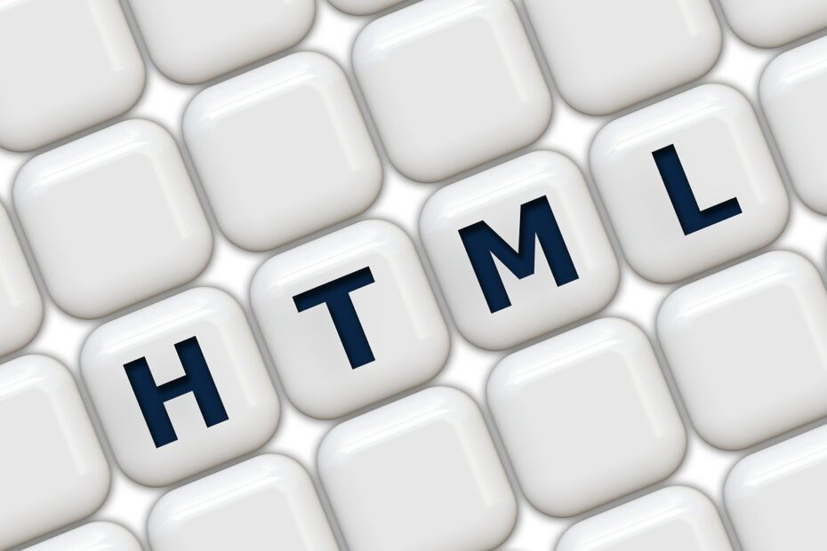 HTML User Experience